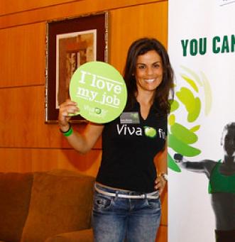 Carla Oliveira - Vivafit Franchise Manager